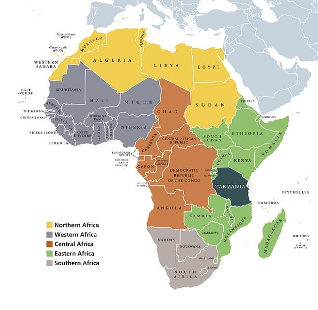 African Safari Travelers